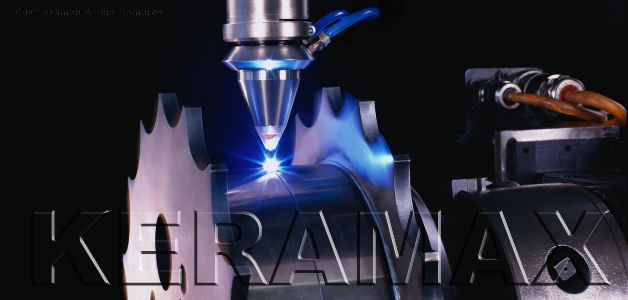 Artem Komarov Laser welding